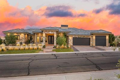 Washington Single Family Home For Sale: 198 N Cliffside Dr