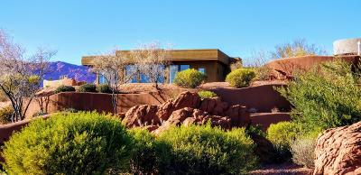 St George Single Family Home For Sale: 2331 W Entrada Trail # 83