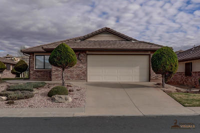 St George Single Family Home For Sale: 2241 S Legacy Dr