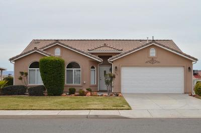 Ivins Single Family Home For Sale: 574 E 400 S