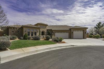 Washington Single Family Home For Sale: 723 1600 N Cir