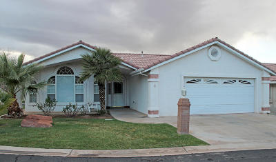 St George Single Family Home For Sale: 2045 S 1400 E #8