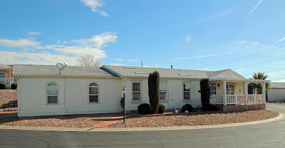 St George UT Single Family Home For Sale: $140,000