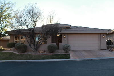 St George Single Family Home For Sale: 345 N 2450 E #234