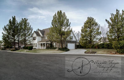 St George Single Family Home For Sale: 1765 N 2330 W