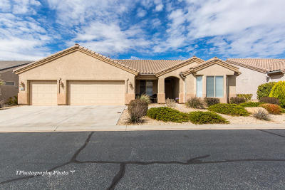 Sun River Single Family Home For Sale: 1624 W Wonderstone Dr