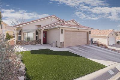 Washington UT Single Family Home For Sale: $219,900