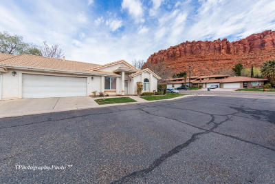 St George UT Single Family Home For Sale: $179,900