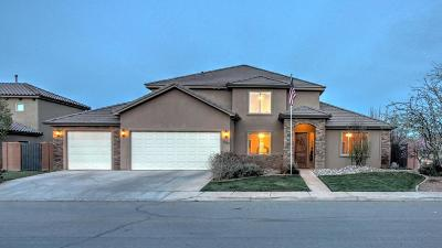 Washington Single Family Home For Sale: 2587 S 240 W