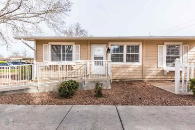St George UT Condo/Townhouse For Sale: $112,900