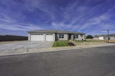 St George Single Family Home For Sale: 1725 E Howard Ln