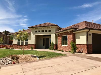 St George Single Family Home For Sale: 2816 Fenway Cir