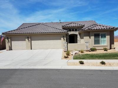 Sun River Single Family Home For Sale: 1384 W Silk Berry Dr