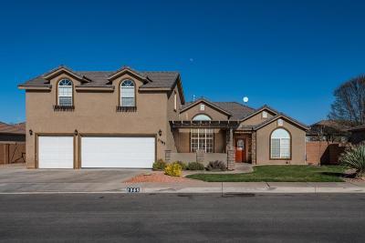 Washington Single Family Home For Sale: 2385 S Pasture Ln