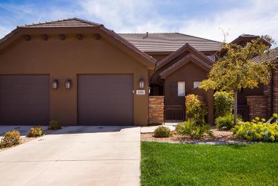 Washington Condo/Townhouse For Sale: 2094 N Coral Ridge Dr