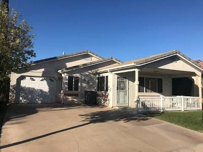 Washington Single Family Home For Sale: 1050 W Red Hills Parkway #71
