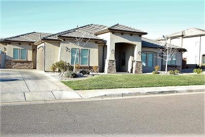 St George Single Family Home For Sale: 2901 E 3150 S