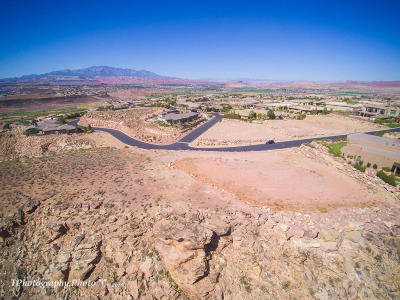 St George Residential Lots & Land For Sale: Cliff Pointe Dr