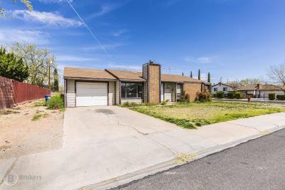Santa Clara Single Family Home For Sale: 2484 Scenic Dr