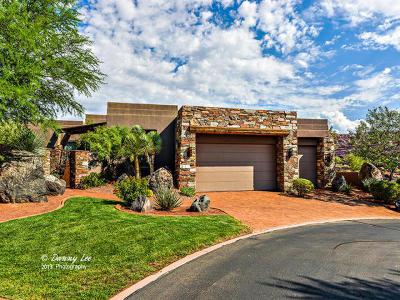 Ivins Single Family Home For Sale: 1500 E Splitrock #18