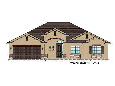 St George Single Family Home For Sale: Lot 81 Crimson Ridge Dr
