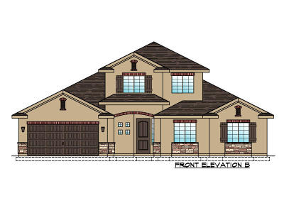 St George Single Family Home For Sale: Lot 87 3230 South St