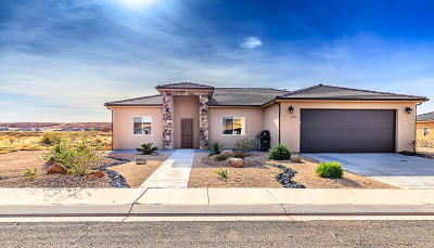 Dixie Springs Single Family Home For Sale: 2790 S 3400 W