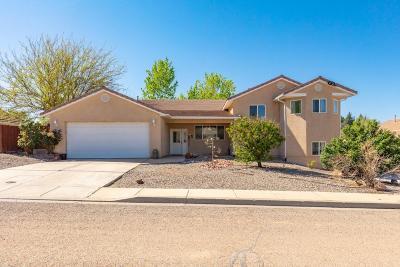 La Verkin Single Family Home For Sale: 395 W 400 N