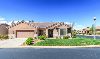 Sun River Single Family Home For Sale: 1632 W Sunkissed Dr