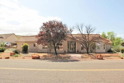 St George UT Single Family Home For Sale: $294,900