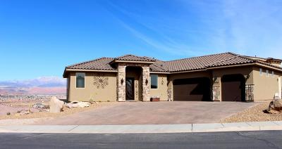 St George Single Family Home For Sale: 1495 S 2670 E