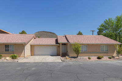 St George Single Family Home For Sale: 1272 W 360 N # A