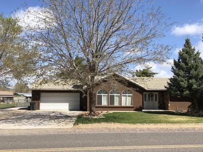 St George Single Family Home For Sale: 1464 W Diamond Valley Dr