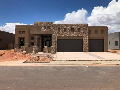 St George Single Family Home For Sale: 4765 N Cottontail Dr