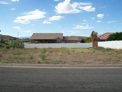 St George Residential Lots & Land For Sale: 739 Obsidian Circle, Lot #31