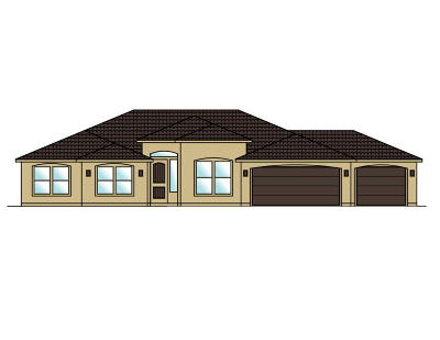 St George UT Single Family Home For Sale: $466,500