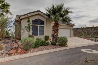 St George UT Single Family Home For Sale: $339,000