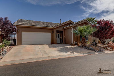 St George UT Single Family Home For Sale: $357,500