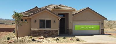 St George Single Family Home For Sale: 2261 S Tonaquint Dr #35