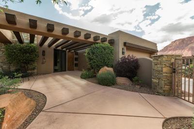 Ivins UT Single Family Home For Sale: $539,900