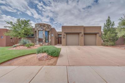 Hurricane UT Single Family Home For Sale: $825,000