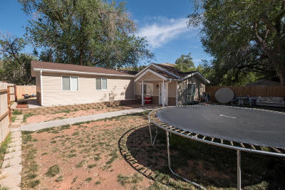 Hurricane Single Family Home For Sale: 44 E 300 N