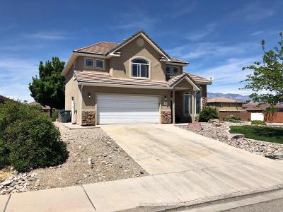 Washington Single Family Home For Sale: 424 W Harvest Ln