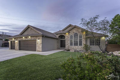 St George Single Family Home For Sale: 2475 S 2310