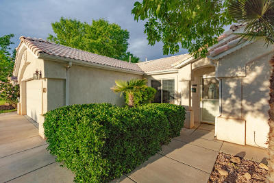 St George Single Family Home For Sale: 620 N 2240