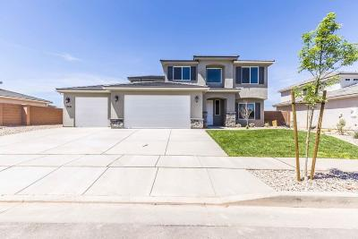 Washington Single Family Home For Sale: 3536 S Castlefield Dr