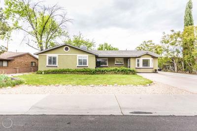 Santa Clara Single Family Home For Sale: 2595 Crestview Dr