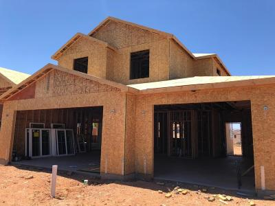 Hurricane Single Family Home For Sale: Dixie Springs Lot #185 Plat E
