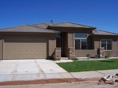 St George Single Family Home For Sale: 198 N 2940 E