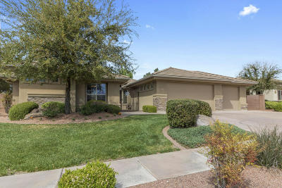 St George Single Family Home For Sale: 2178 W 1010 N